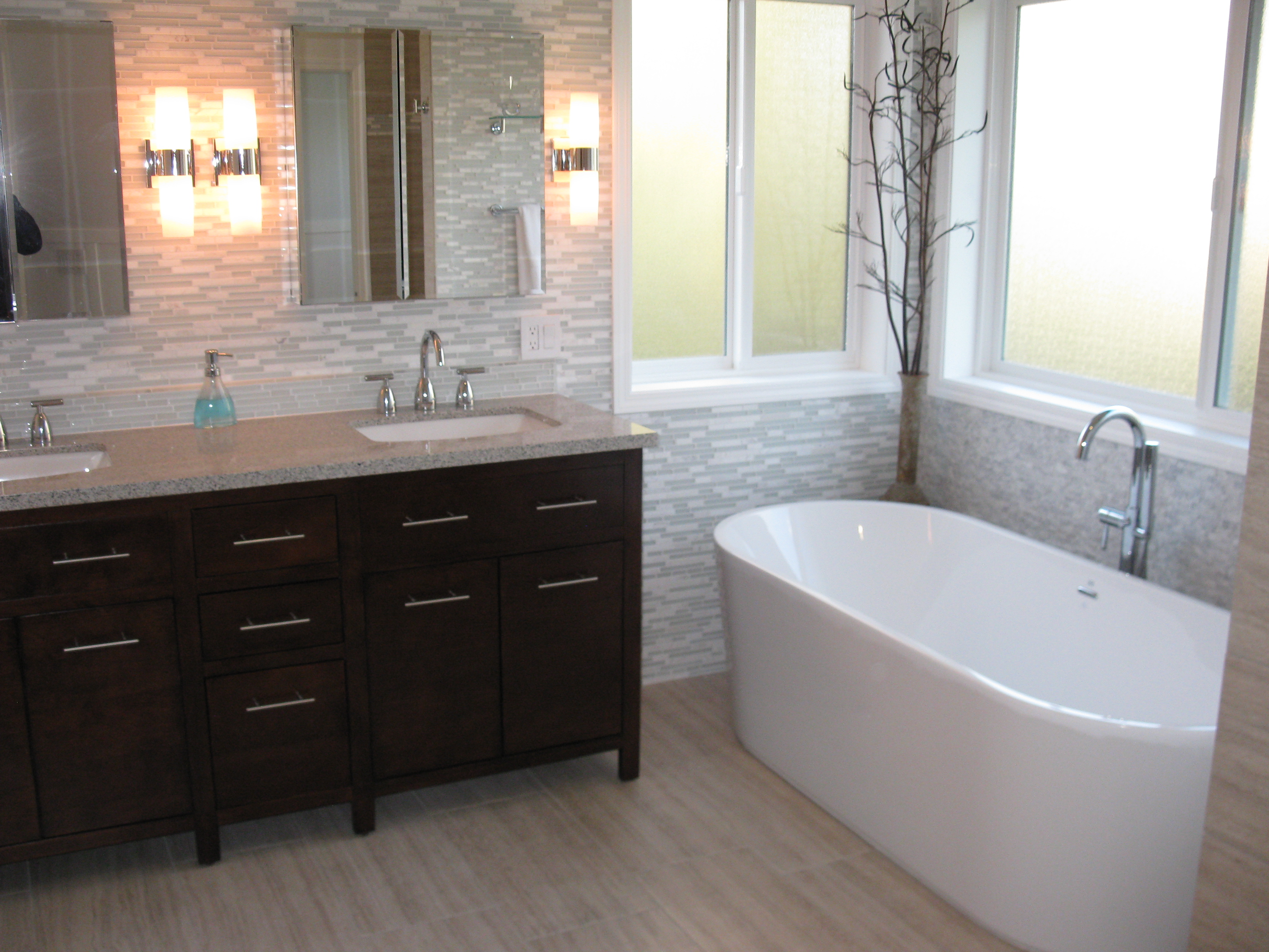 Creative Tile and Remodel - Bathroom